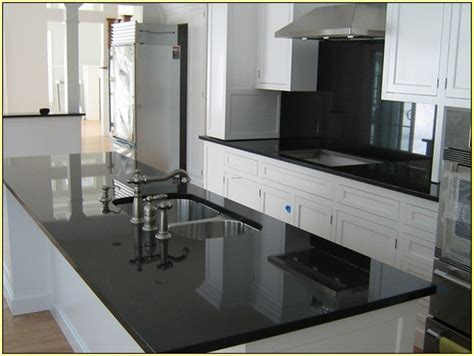 dark granite countertops  room decoration