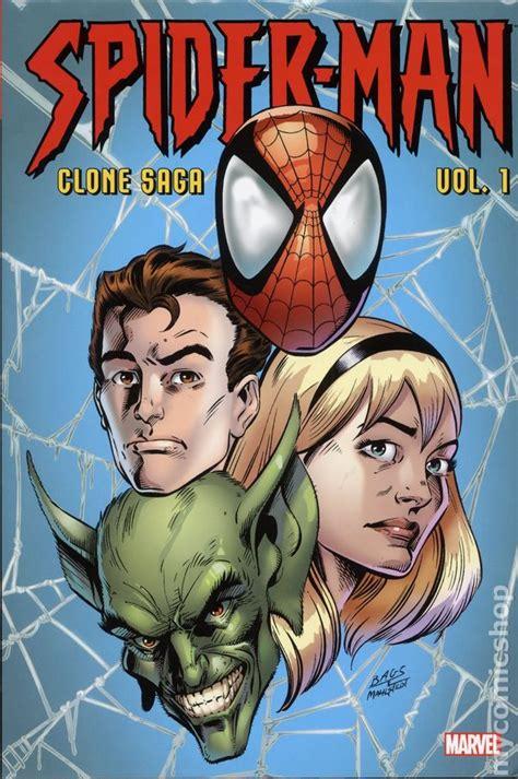 spider man clone saga omnibus comic books in spider man clone saga