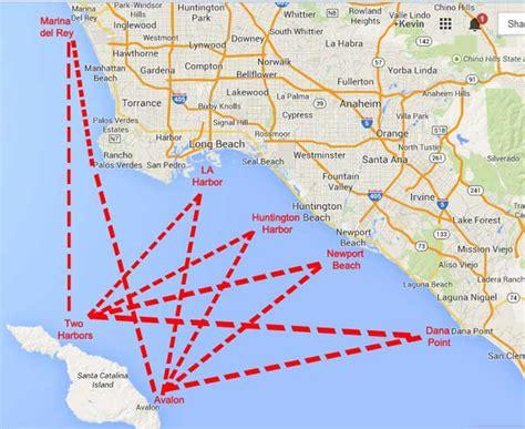 louisiana map distances captain curran s sailing sailing to island