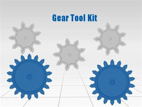 animated gears template for powerpoint gears toolkit