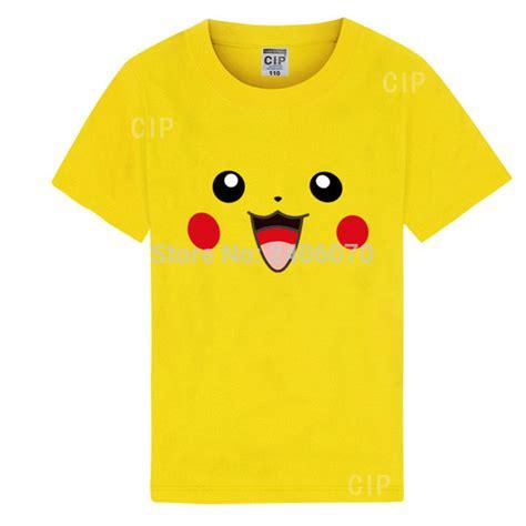 Kaos 3d T Shirt 3d Go Squirtle Raglan Putih Kuning compra pikachu camiseta al por mayor de china mayoristas de pikachu camiseta