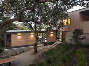 Home Plans For Florida hillside house in san anselmo california by shands studio