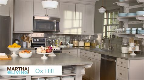 Martha Stewart Kitchen Collection by New Martha Stewart Living Kitchens At The Home Depot Video
