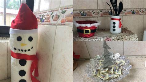 ideas para decorar tu cocina en navidad decoracion