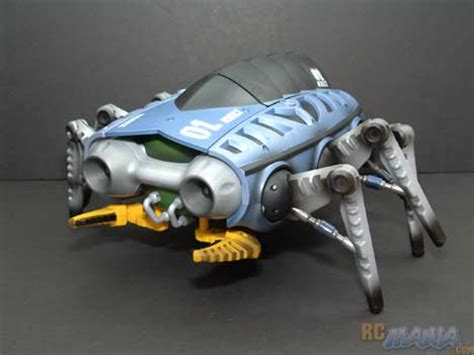 Tyco Nsect Robotic Attack Creature by Tyco Rc N S E C T Robot Reviewed Rc Mania