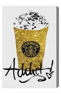 glitter fuel print starbucks oliver gal and accessories