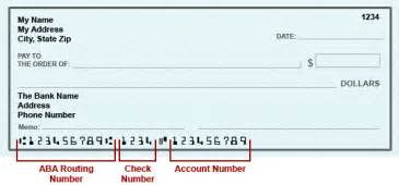 Routing Number Pay Guidebook 2