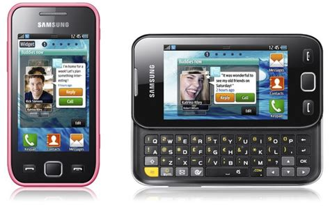 top gallery handphone samsung wave 533