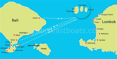 cheap boats to gili islands bali to gili island fast boat from bali to lombok bali