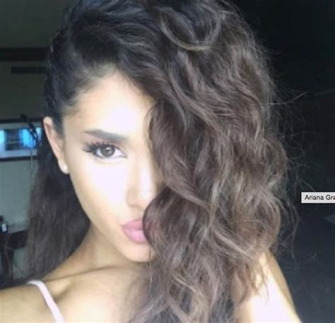 what hair extensions does ariana grande use what your hairstyle says about you according to cindy