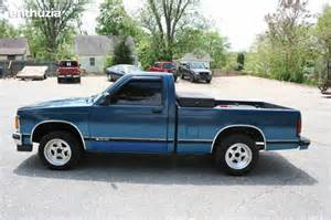 Chevrolet S 10 For Sale 1993 Chevrolet S 10 For Sale