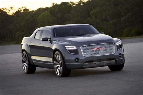 gmc sports car gmc denali xt hybrid concept cars