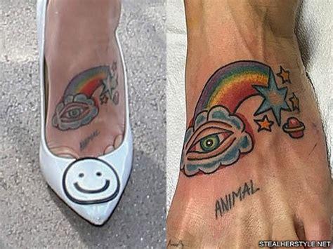 kesha tattoos kesha s 27 tattoos meanings style