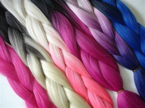 pin by i kick shins on diy hair extension supplies pinterest 6 new high heat kanekalon jumbo braid colors at i kick