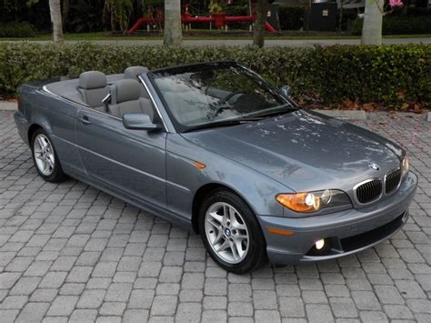 2004 bmw 325ci convertible fort myers florida for sale in