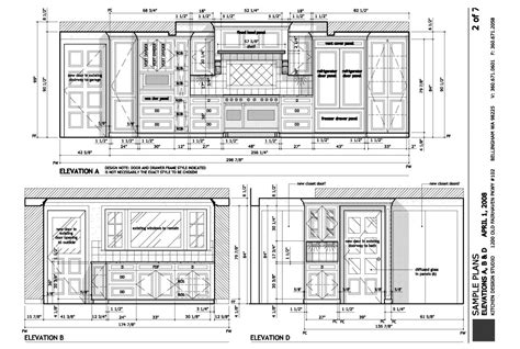 construction plans construction plans kitchen design studio