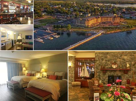 1000 islands harbor hotel the perfect weekend getaway