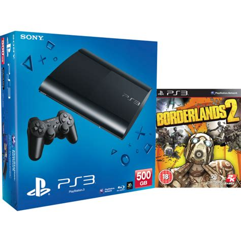ps3 console slim 500gb ps3 new sony playstation 3 slim console 500 gb black