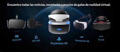 las imagenes virtuales existen gafas de realidad virtual 164 164 caracter 237 sticas precios y