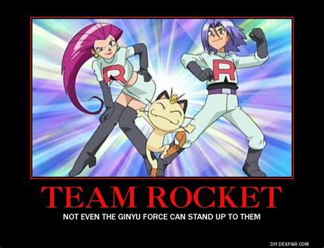 Team Rocket Meme - team rocket demotivational by lightyearpig on deviantart