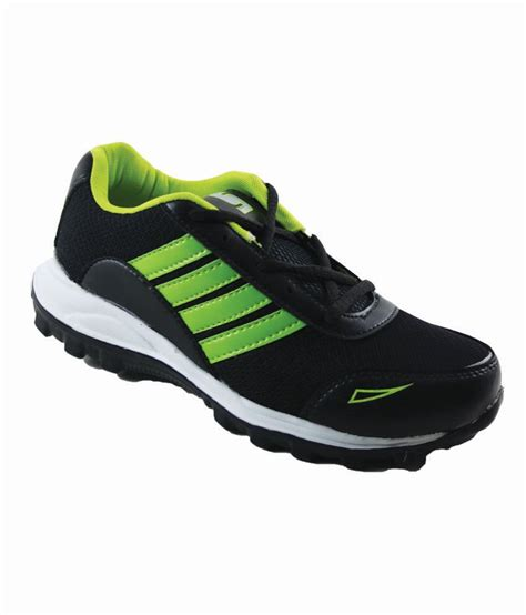 leather sport shoes edazo black leather sport shoes price in india buy edazo