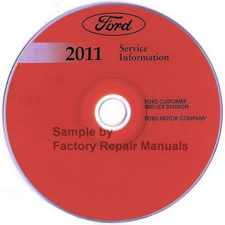1000 images about ford factory workshop service repair manual on repair manuals 2011 ford f150 truck factory service manual original shop repair cd rom factory repair manuals