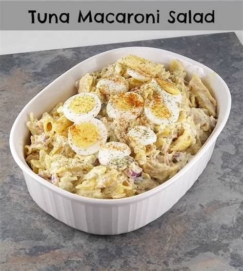 tuna macaroni salad recipe with egg the 25 best tuna macaroni salad ideas on easy