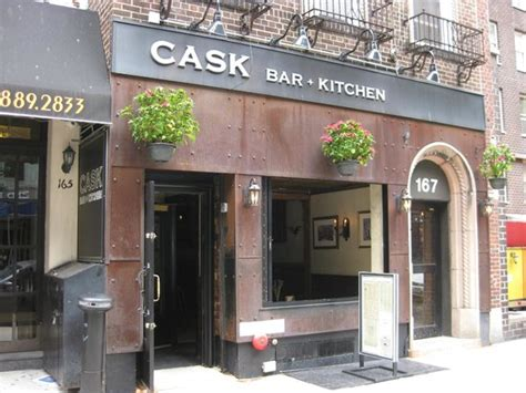 Master Kitchen Nyc Address Exterior Front Picture Of Cask Bar Kitchen New York