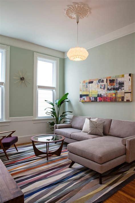 Einrichtung Wohnzimmer by Einrichtung Wohnzimmer Vintage M 246 Bel Farbiger Teppich