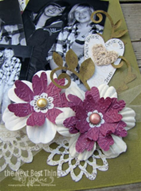 Paper Flowers For Scrapbooking - 17 flower craft ideas how to make paper flowers easy