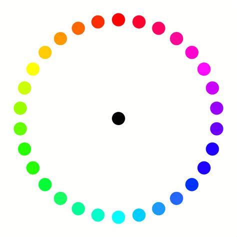 color changing color changing circles by 10binary on deviantart