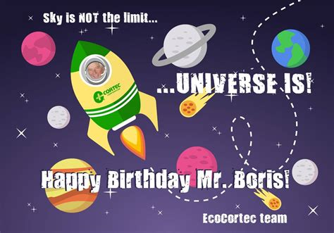 Happy Birthday Wishes To Team Member Boris Miksic Guestbook