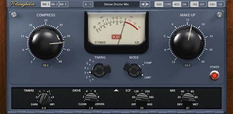 reset virtual t50 compressor 187 программы для создания музыки vst плагины