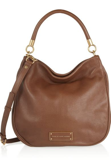 Marc Two Pocket Handbag by Marc By Marc To Handle Leather Shoulder