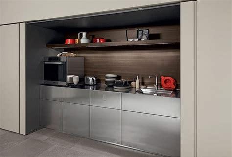 cucine chiuse cucine a scomparsa salvaspazio consigli cucine