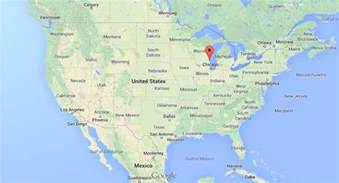 on the map of usa milwaukee on map of usa world easy guides