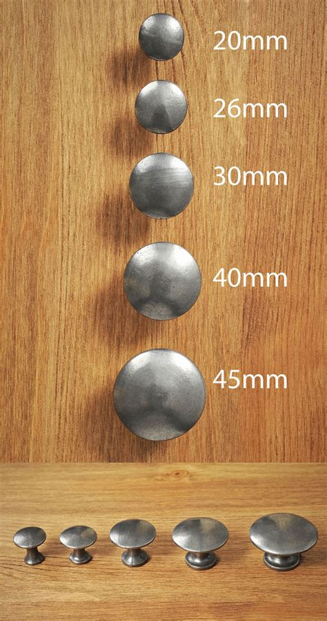 Kitchen Cabinet Door Knobs Cast Iron Cabinet Knobs Door Handles Kitchen Cupboard Drawer Antique 20mm 45mm Ebay