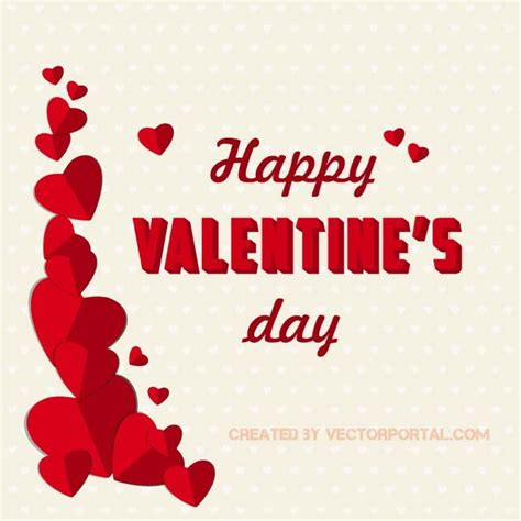 happy valentines day free images happy day free vector 123freevectors