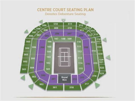 seating plan for centre court wimbledon the chionship wimbledon the gatsby club schedule
