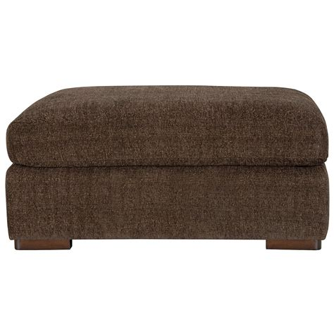 Microfiber Cocktail Ottoman City Furniture Belair Dk Brown Microfiber Cocktail Ottoman