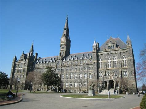 Georgetown Mba Review by Healy