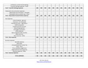 Theater Budget Template Non Profit Theatre Budget Template Submited Images