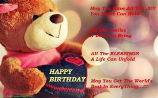 I Love You Birthday Quotes by Birthday Quotes I Love You Picture And Quotes