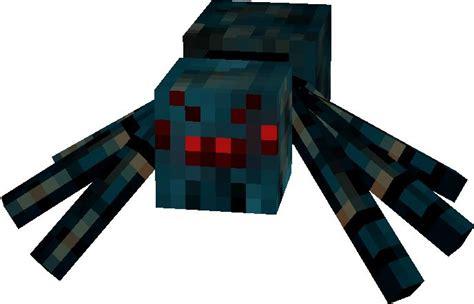 Minecraft Spider Papercraft - cave spider s poison you minecraft mobs