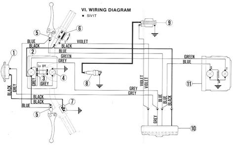 vespa grande engine diagram vespa grande moped wiring