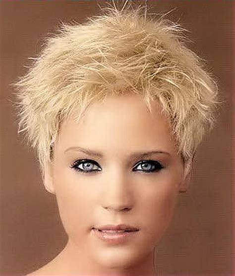 spiked hair styles for women spiky short haircuts for women