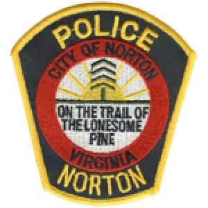Hton Va Arrest Records Special Policeman Enos B Norton Department Virginia