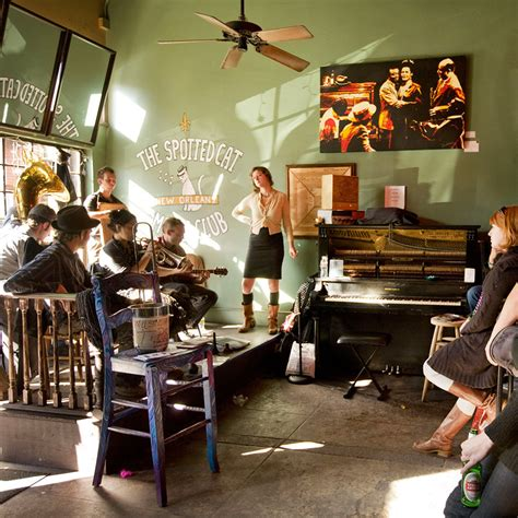 top 5 new orleans jazz clubs travel leisure
