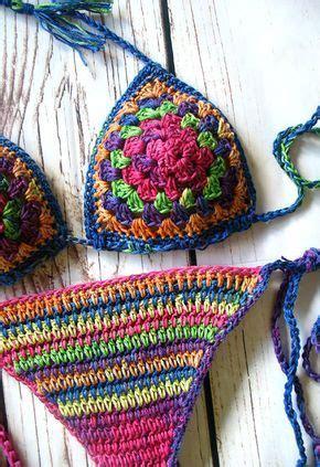 Costumi Da Bagno Uncinetto by Oltre 25 Fantastiche Idee Su Costumi Da Bagno All