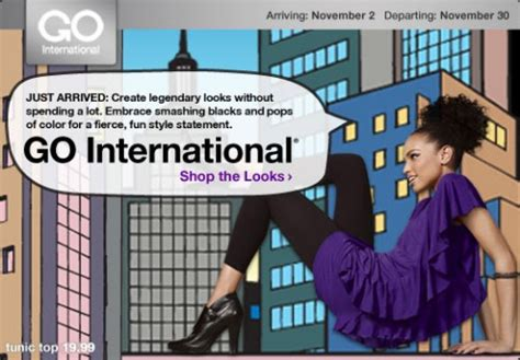 Target Go International Robinson by Target Go International Label Collection 4